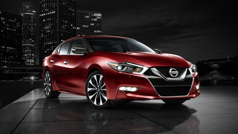 2016 Nissan Maxima Colors