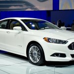2016 ford fusion st