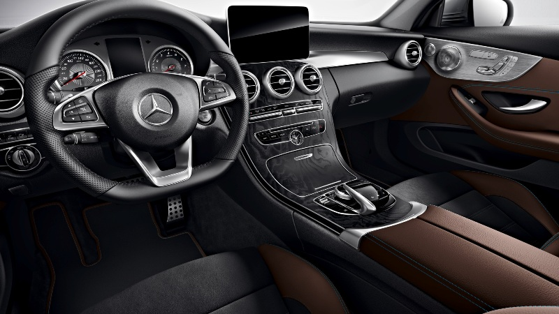 2016 mercedes c63 amg coupe interior