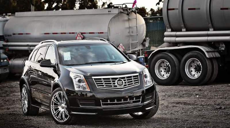 Cadillac SRX. reviewjpg