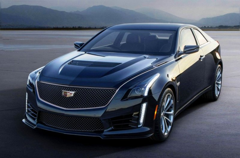 cadillac cts v coupe race car