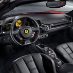 ferrari 488 spider car and driver