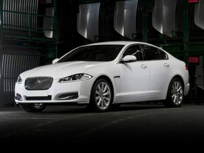 Jaguar Xj 2015 White