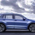 New VW Tiguan crossover