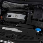 vw tiguan engine